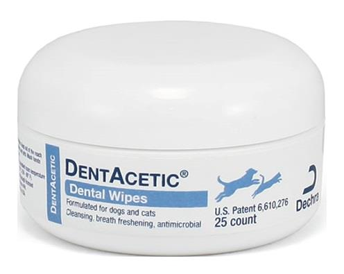 DentAcetic® Dental Wipes
