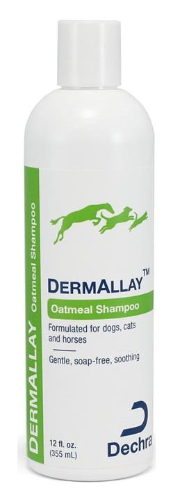 DermAllay - Oatmeal Shampoo
