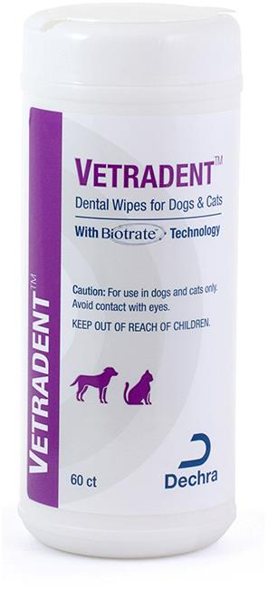 Vetradent™ Dental Wipes
