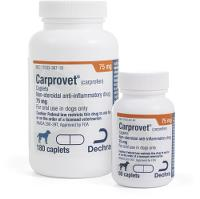 Carprovet Caplets 75mg